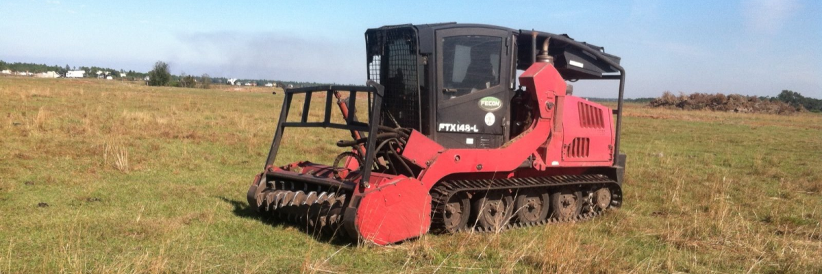 Permalink to: Forestry Mulching